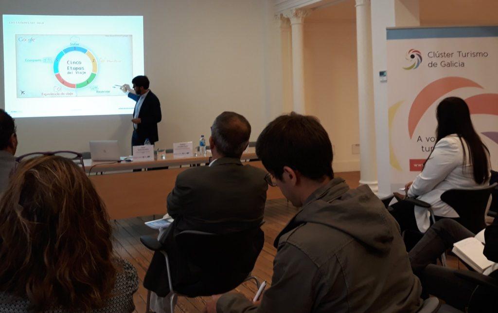 Javier Varela Marketing Cluster Turismo - IESIDE - 04092018