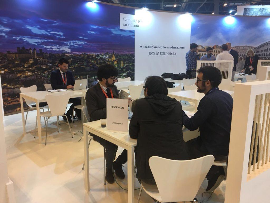 Asesoramiento de marketing para empresas turísticas de Extremadura en FITUR - Javier Varela | marketing