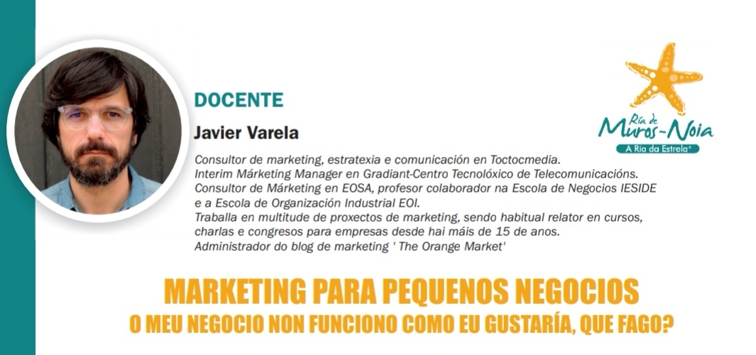 Curso Marketing Para Pequeños Negocios - Javier Varela