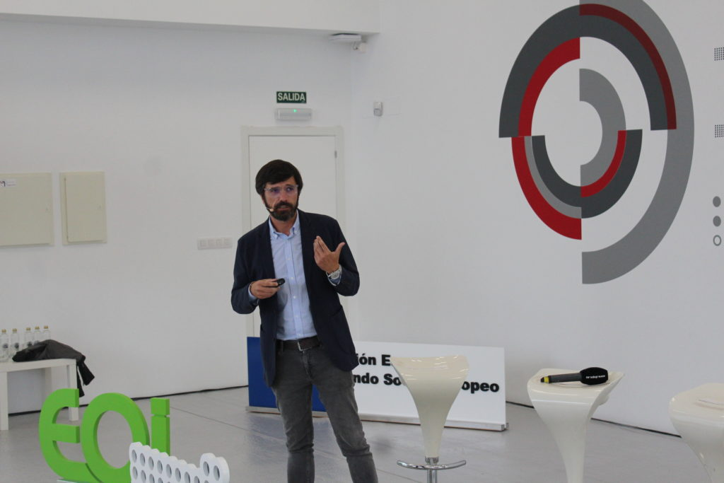 Javier Varela Marketing Sostenible EOI Pontevedra Barro Sep2019