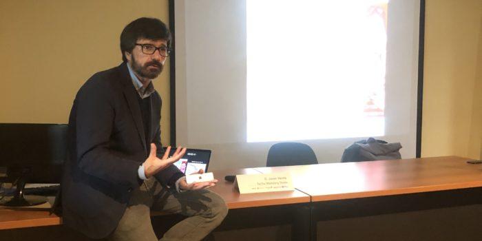 Javier Varela Marketing Turístico Sostenible - Lobios (Ourense)
