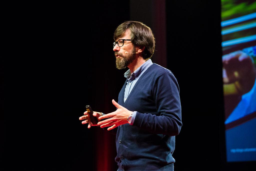 Javier Varela - Marketing Sostenible - TEDx Galicia
