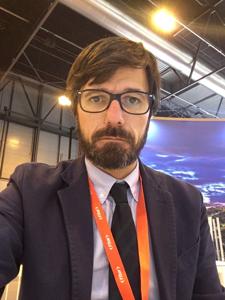 Asesoramiento de marketing para empresas turísticas de Extremadura en FITUR - Javier Varela | marketing