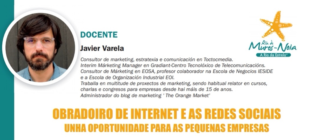Curso Marketing Y Redes Sociales - Javier Varela