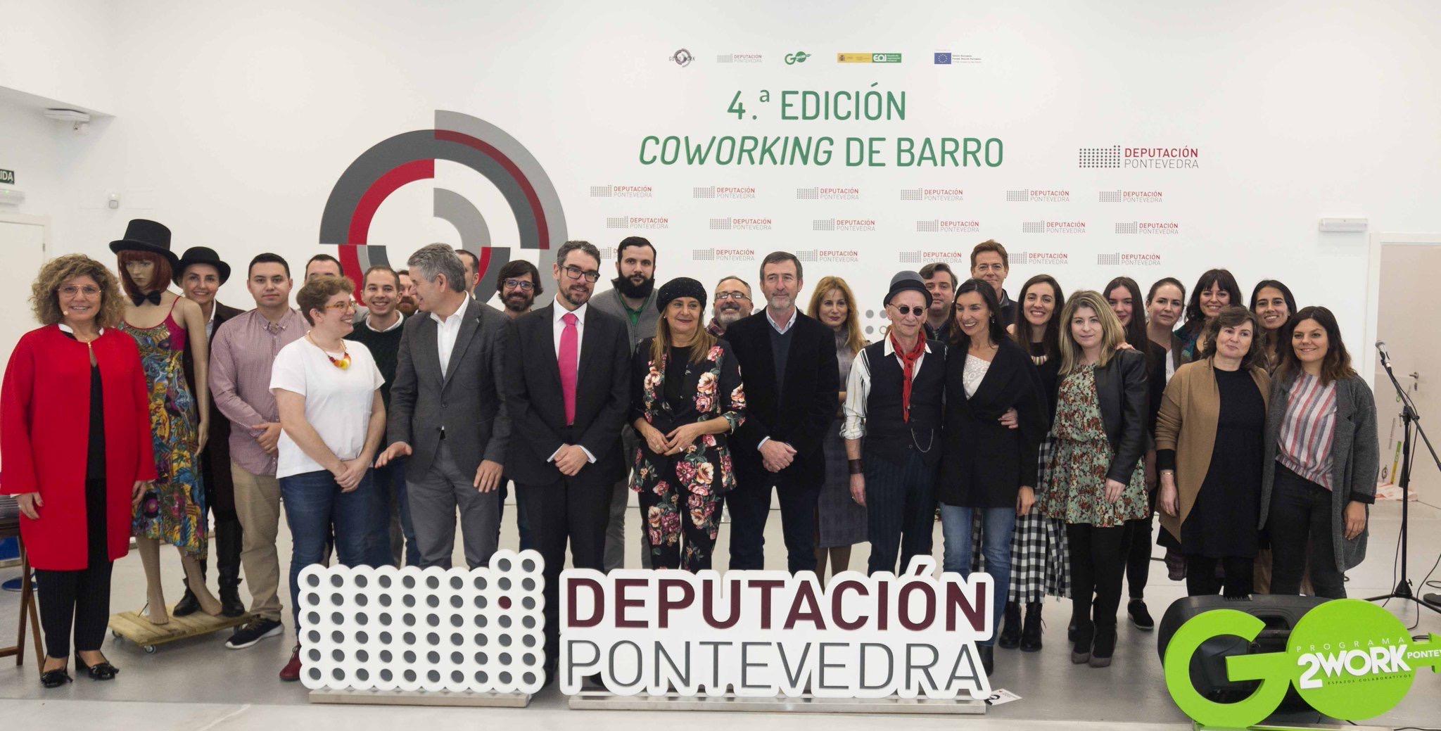 Clausura Demo Day De La 4ª Edición Del Coworking Barro – Meis De La EOI – Deputación De Pontevedra